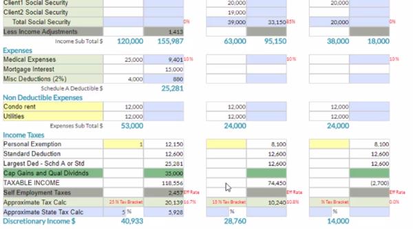 Tax Advisor- Deep-dive